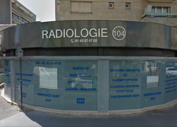 centre de radiologie Paris 11ème - Cimep